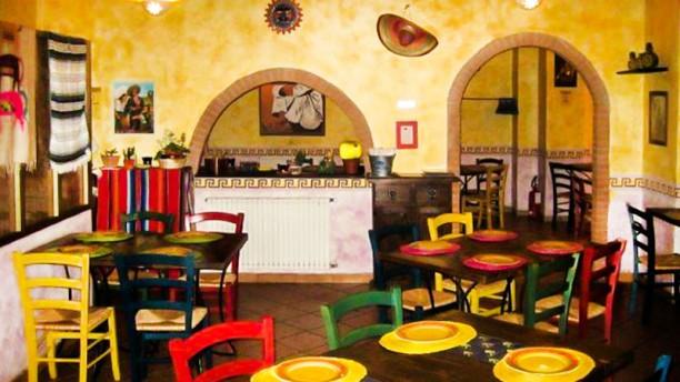 Tacos Locos sala mexican style