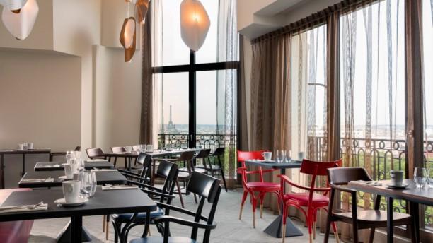 Restaurant terrass 39 39 restaurant paris 75018 for Bistro hotel