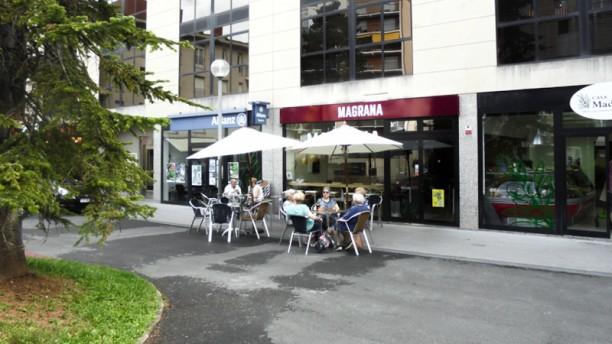 Magrana Magrana - un sitio tranquilo