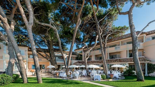 La Terrasse, Cheval Blanc St-Tropez La Terrasse