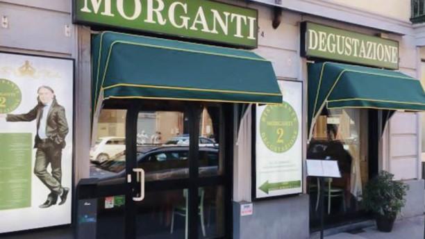 Ristorante Morganti 2 Entrata