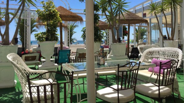 Cafe Paris In Santa Pola Restaurant Reviews Menu And