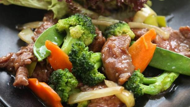 Restaurant Peking Suggestie van de chef