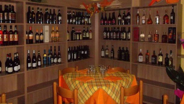 Bacco e Demetra zona vini