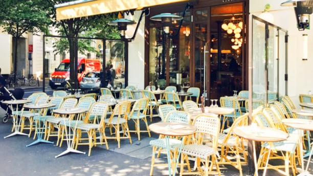 Le Felix Café 1er terasse