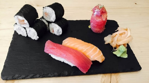 Edgar sushi