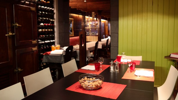 Le bistrot parisien in grenoble restaurant reviews menu and prices thefork - Restaurant le garage grenoble ...