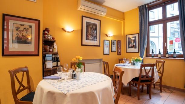 La Vieille Tour Salle du restaurant