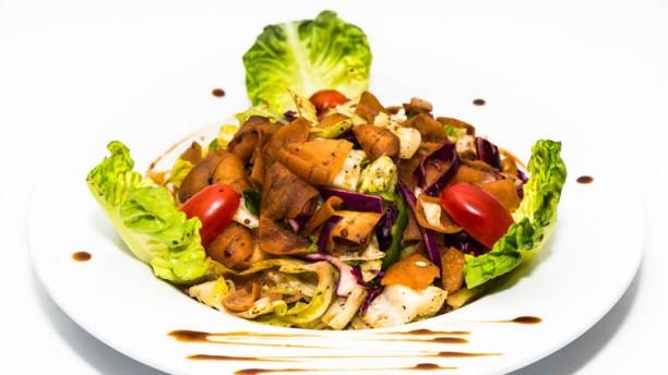 Aladdin Sugerencia del chef