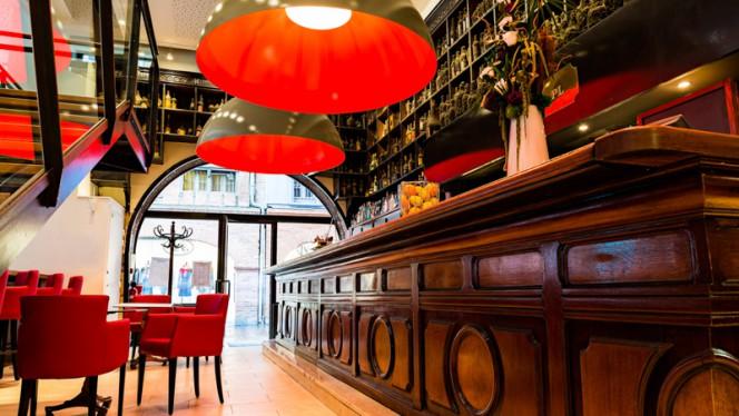 Hôtel Le Père Léon - Restaurant - Toulouse