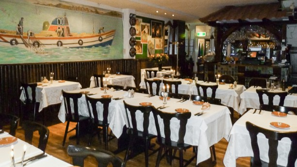 Portugália Restaurantzaal