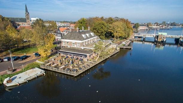 Het Rechthuis Aan De Amstel Restaurant