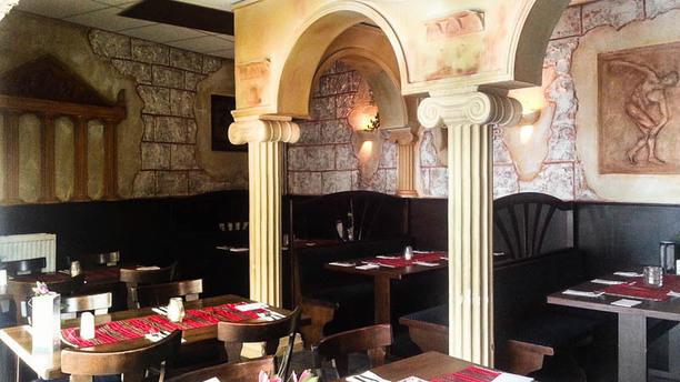 Akropolis restaurantzaal