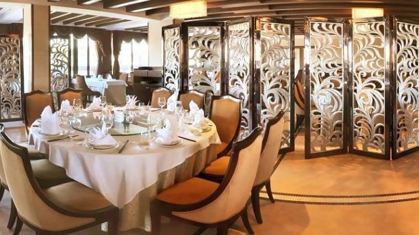 Hôtel Huatian Chinagora - Restaurant - Alfortville