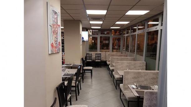 Brasserie Le Grand Escalier Salle de restaurant