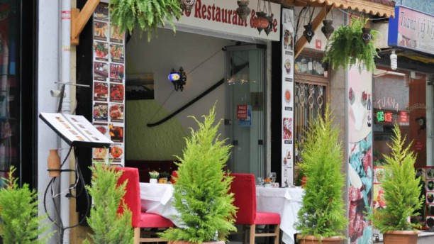 Sofya Kebab House Terrace