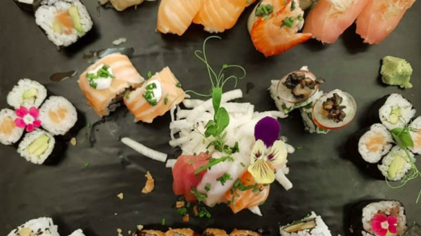 Dunas Sushi Sugestão do chef