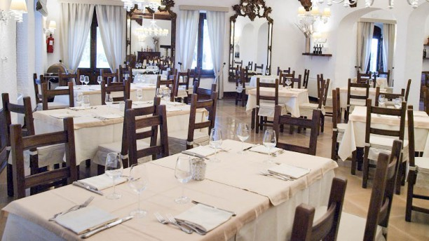 Villa Donna Lisa -Leone de castris  Milo Ristorante Vista sala