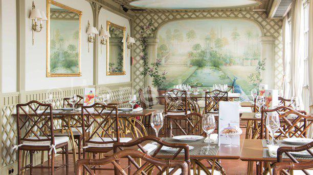 Winter Garden - El Palace Barcelona Vista sala
