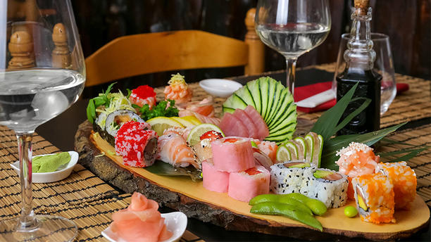 Kyonagi Sushi Menu Kyonagi Desgustação