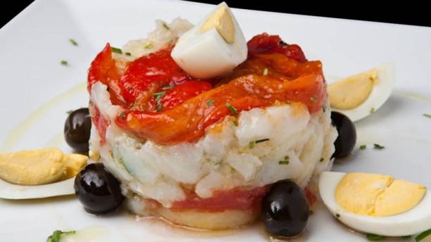 Restaurant Urbisol Sugerencia del chef
