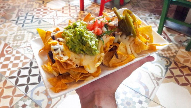 Sugerencia del chef - Tequila Cantina mexicana, Barcelona
