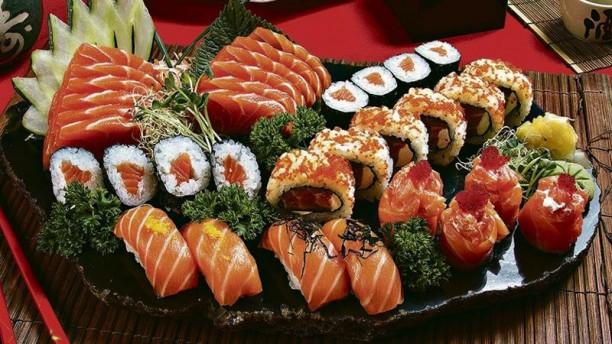 Kappa Sushi Bar Sugestão do chef
