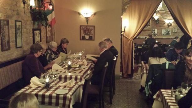 Il Giardino The dining