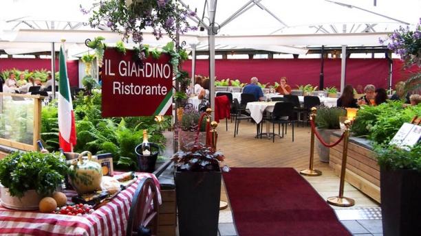 Restaurant il giardino stockholm avis menu et prix for Il giardino milano ristorante