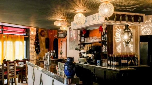 Le comptoir marrakech in paris restaurant reviews menu - Le comptoir paris restaurant ...