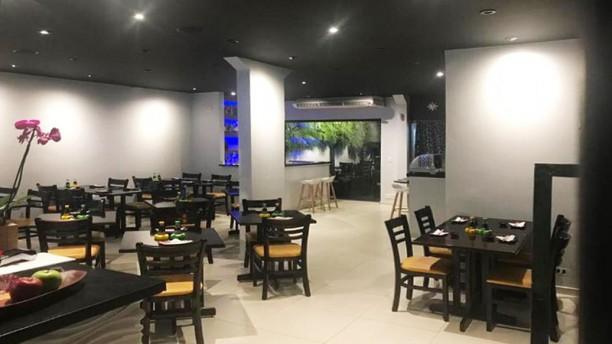 Shoyu Culinária Oriental Sala