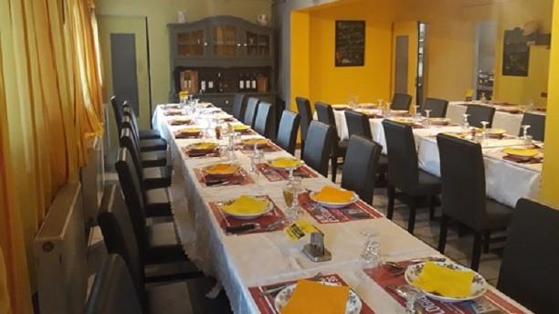 Le Batelier Salle du restaurant