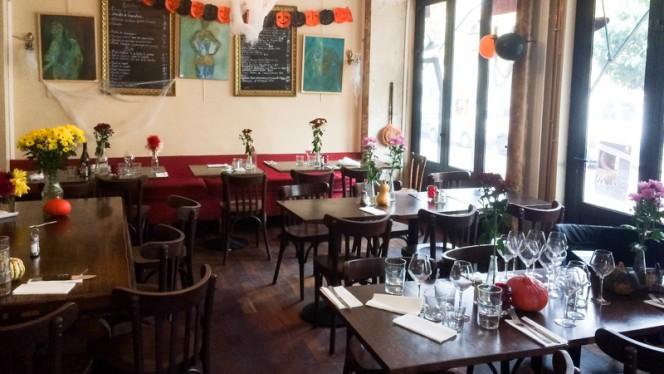 Auberge de la Butte - Restaurant - Paris