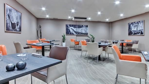 Restaurant Damien Germanier Rouget