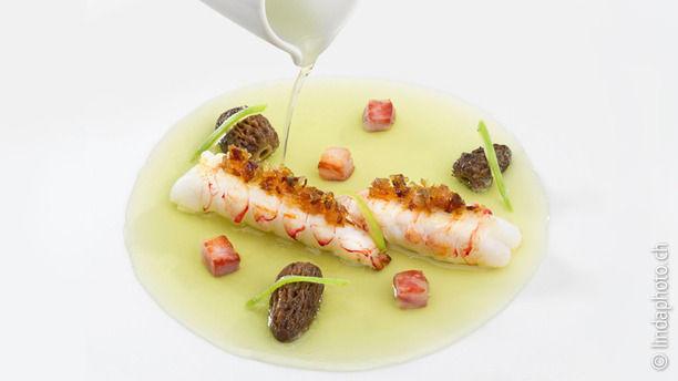 Restaurant Damien Germanier Suggestion du chef