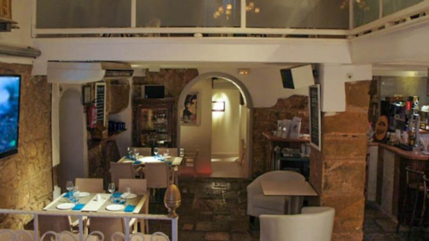 El Galliner de l'Antiquari Sala Cafetería