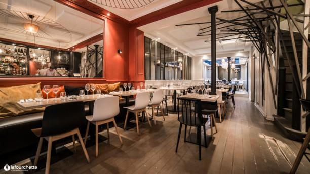 Restaurant dix huit paris 75017 arc de triomphe - Auberge dab porte maillot restaurant ...