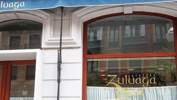 Zuluaga Vista entrada