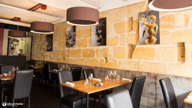 Le Soléna Salle de restaurant