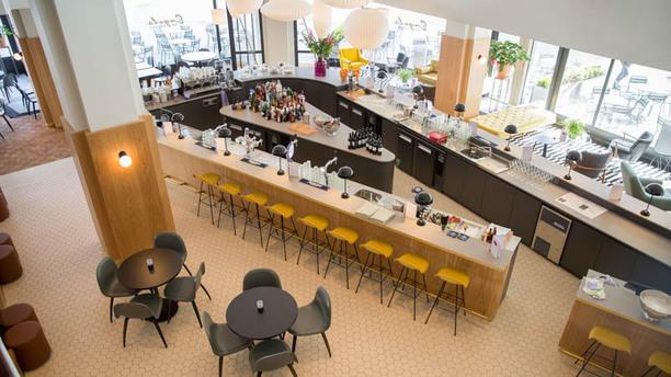 Bar Brasserie Engels Het restaurant