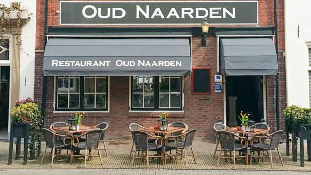 Oud Naarden Ingang