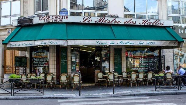 Restaurant bistrot des halles paris ch telet les for La droguerie paris les halles