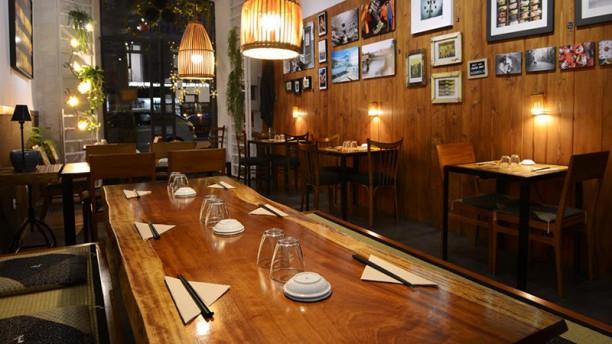 Akashi Gallery Vista de la sala