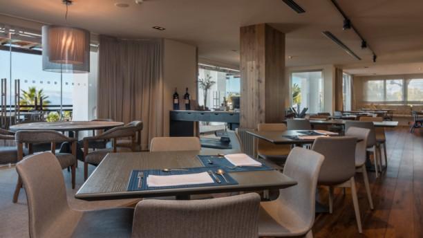 MELVIN by Martin Berasategui Sala del restaurante