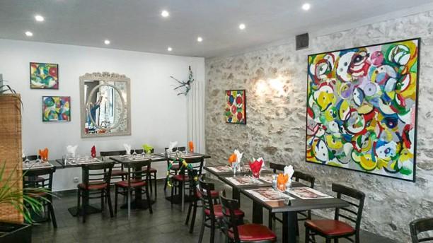 Rest'au Petit Bonheur Salle du restaurant