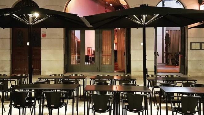 Esplanada - A Carpintaria, Lisboa