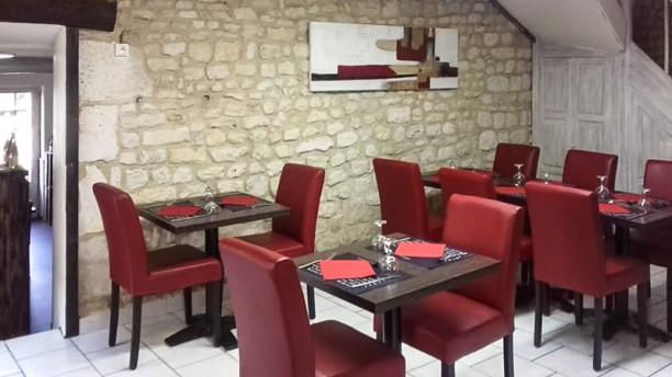 Les 3 Cocottes Salle du restaurant