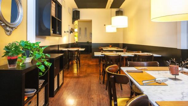 Picardia Sala del restaurante