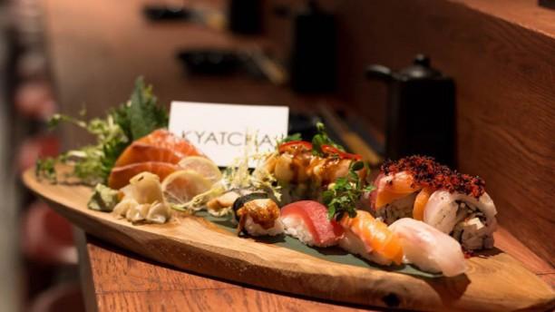 Kyatcha (Foodhallen Rotterdam) Suggestie van de chef
