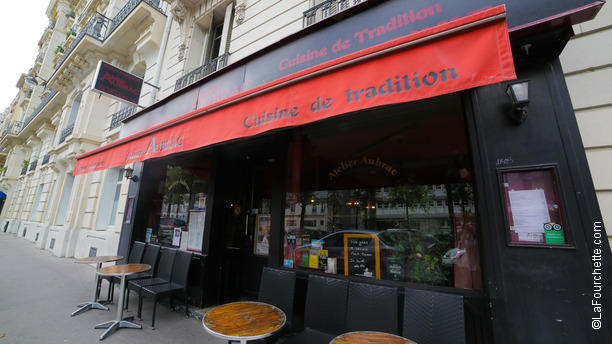 Atelier aubrac in paris restaurant reviews menu and for Atelier cuisine paris